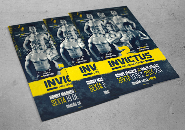 Invictus Pro MMA League