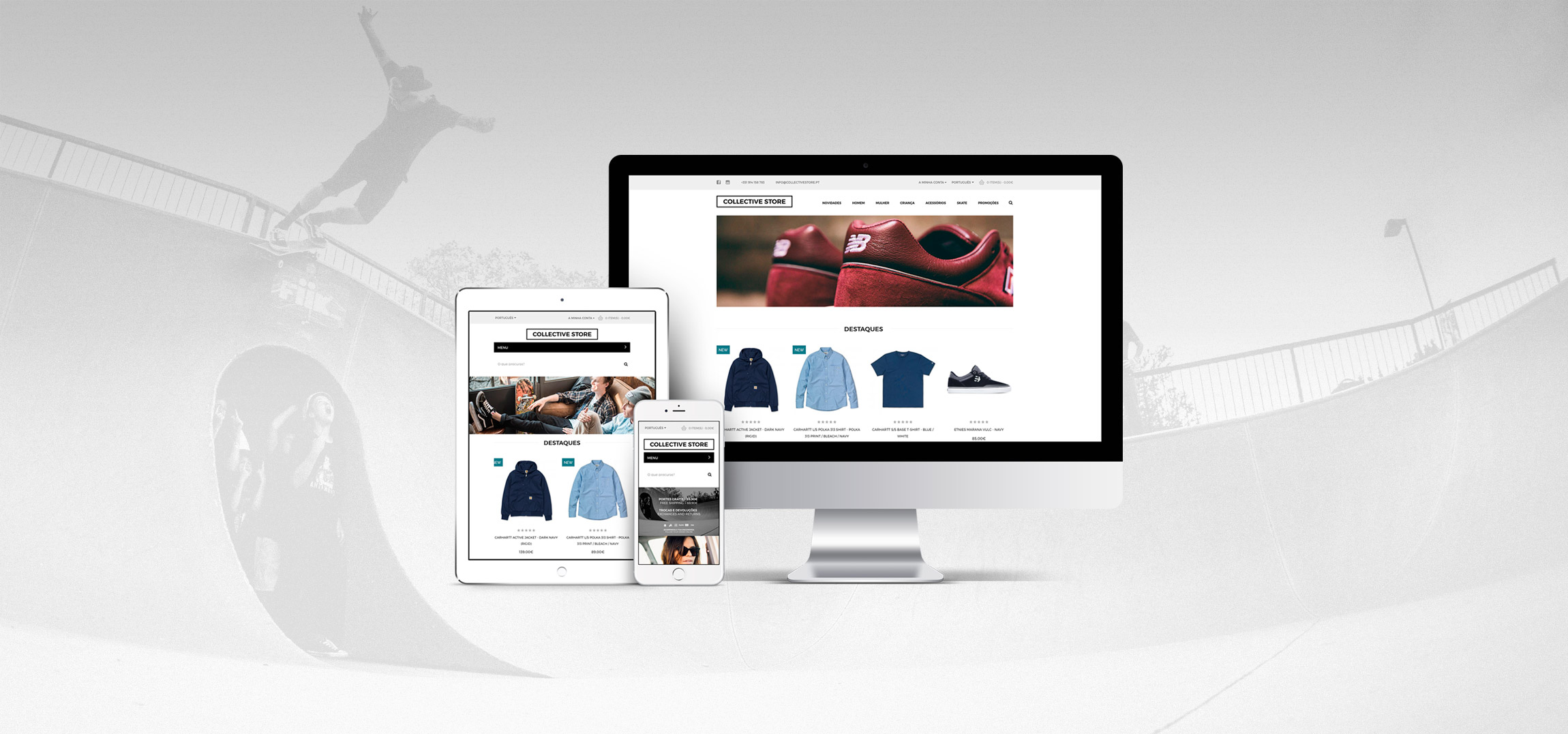 Collective Store Online Shop